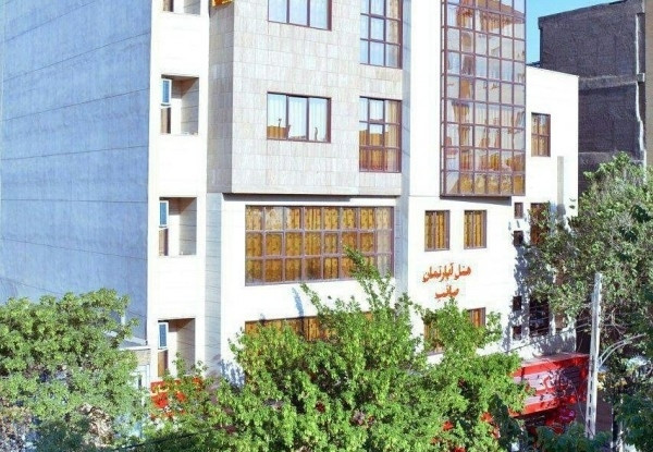 هتل-آپارتمان-صائب